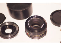 Minolta MD 50mm 1:2 for Sony Amount