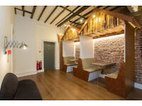 Inspiring office space in Shoreditch - E1 - Must view