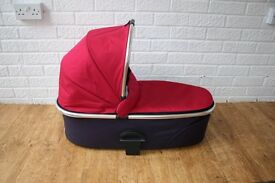 Mamas & Papas pram Carrycot fits Sola / Urbo / Glide / Zoom Pink **can post**