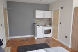 Studios to rent Retford prices from 110 p/w all bills included