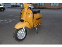 Lambretta DL GP 200 1969