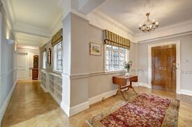 A lovely large two bedroom apartment close to Baker Street Station