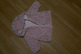 Jasper Conran Junior J 6-9 months girls coat