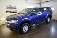 2015 Chevrolet Colorado WT Balance de garantie Gm Attache remorq