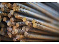 16mm steel re bar 6mt length