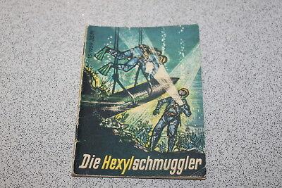 Schmuggel, Sprengstoff, DDR, Ostsee, Küstenschutz, Hexyl, BRD Jugendreihe 15/59
