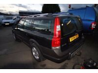 VOLVO XC70 SE D5 AWD 4X4 ESTATE - 54-REG