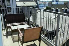 En Suite double room in HMO luxury 5th floor apartment, Mearns street, Aberdeen.