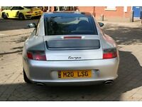 this targa 3.6 has full service history and is very clean inside and with out all paper work