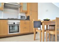 A split level 3/4 bedroom maisonette, comprising of 2 large double bedroom, and a single bedroom
