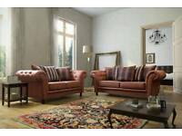 BRANDNEW 3+2 CHESTERFIELD SOFA SETTEE 🔥🔥AMAZING DEAL EVER 🔥🔥