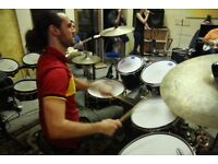 Drummer up for Big Gigs
