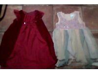 Dresses aged 7