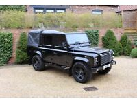 Land Rover Defender XS 110 2013(63) 2.2 D DPF County Crewcab Pickup 4dr Black