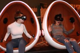 Virtual Reality simulator hire service for any event