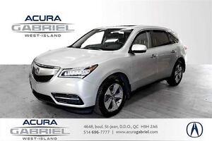 2014 Acura MDX SH-AWD  CUIR+TOIT+BLUETOOTH+CAMÉRA+++