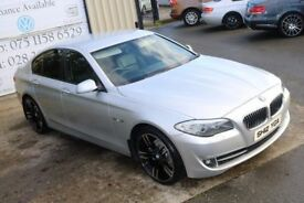 2012 BMW 2.0 520D EFFICIENTDYNAMICS 181 BHP SALOON *BLACK EDITION SPEC*( FINANCE & WARRANTY )