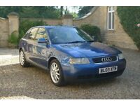 Audi A3 SE 1.6 Full Service History, 9 Months MOT. Cat D, coolant & radiator leak fix c£200 required