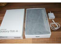 £110 AS NEW Samsung Galaxy Tab A 6 SM-T580 10.1 32GB Wi-Fi Tablet Black pick up chatham