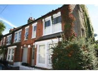 Lovely spacious one double bedroom garden flat in quiet road, 6 mins walk to Southfields tube