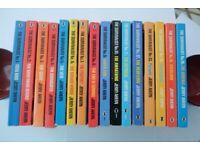 16 BOOK PAPERBACK BUNDLE THE SURVIVALIST BY JERRY AHERN VGC