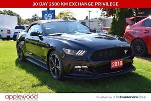 2016 Ford Mustang GT CALIFORNIA SPECIAL, ONE OWNER
