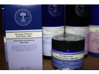 Neal's Yard Organic Beauty Products