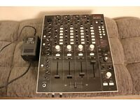 Vestax PMC-580 pro dj mixer in VGC and full working order