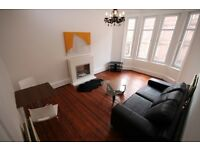 2 Bed Furnished Stylish Flat, Cumbernauld Road, Dennistoun
