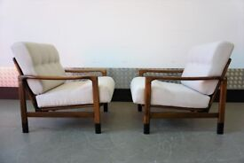 Mid Century Vintage Armchairs 1960's, LAST ONE left only