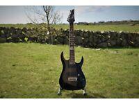 Ibanez RGA7 - 7 string guitar