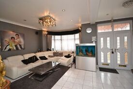Large and spacious six bedroom, two reception semi-detached house in Ambrose Avenue, Golders Green