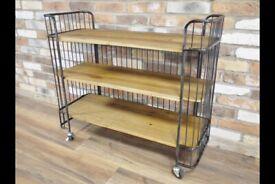 New Industrial Shelves