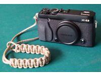 Fujifilm X-E2 Camera Fuji