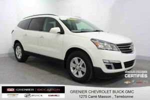 2014 Chevrolet TRAVERSE LT *7 PASSAGERS + TOIT PANORAMIQUE*