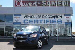 2014 Chevrolet Trax +CLIMATISATION