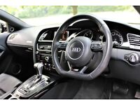 Audi A5 2.0 TDI Black Edition Multitronic 2dr Low milage