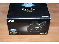 Jvc Everio full hd 3d camcorder GS TD1