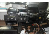 20 cd players ex car sales stock