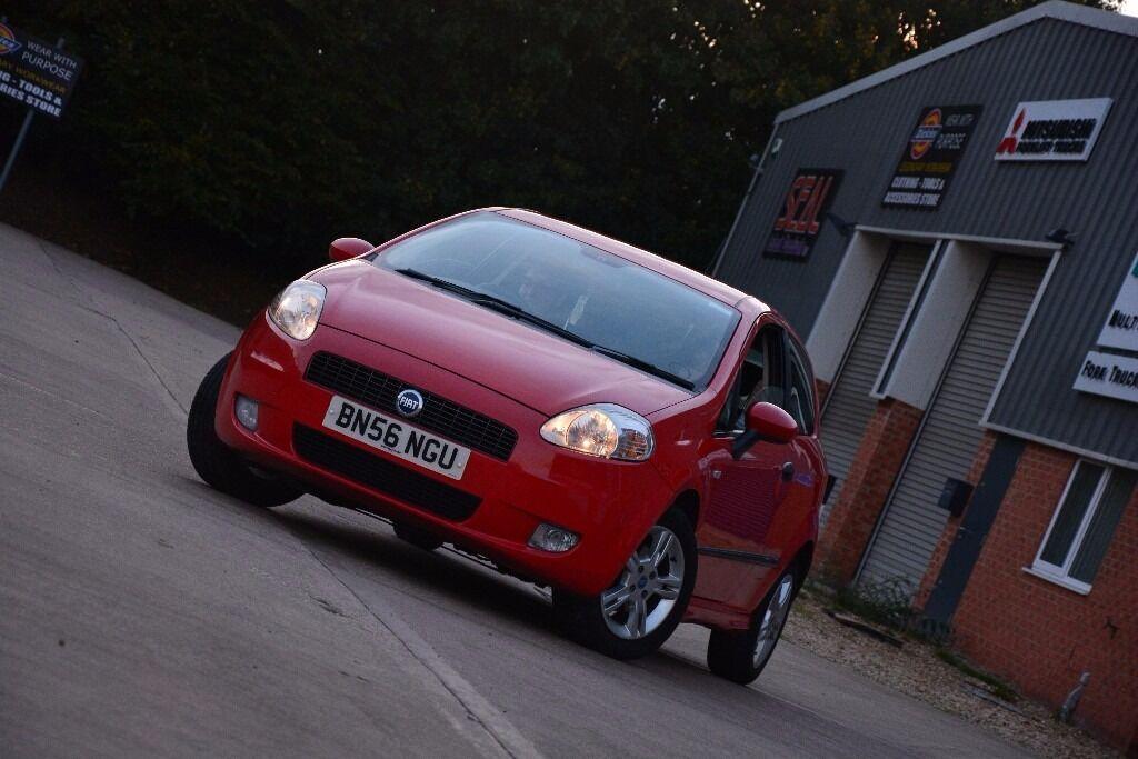 Fiat Grande Punto Active Sport Dualogic 1.4 petrol