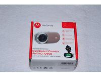 Motorola 2.7 Inch Full HD Dash Cam Rose Gold