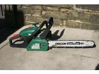 "Petrol chainsaw 37cc 16""bar"