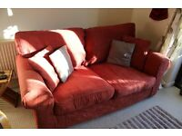 2 Free Doble Sofas in good condition.