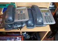 PHONES- JOB LOT- CISCO & MITEL(1)