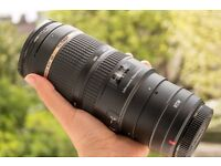 EF 70-200 f2.8 Tamron VC for Canon
