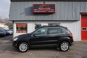 2011 Volkswagen Tiguan 2.0 TSI Highline 4MOTION GPS NAV CAMERA C