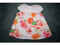 Ted Baker girls dress 12 - 18 months CAN POST