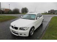 "BMW 1 SERIES 2.0 116D PERFORMANCE EDITION,2011,F.S.H,18""Alloys,Half Leather,Cruise Control,Air Con"