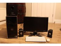 Dell Inspiron 546, Monitor, Keyboard, Mouse and Speaker