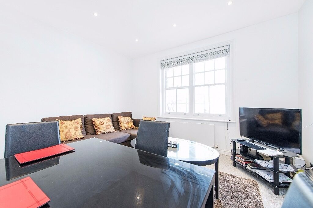 Brand newly refurbished one bedroom second floor flat in the heart of Maida Vale £350pw/£1517pcm